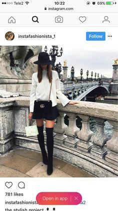 3a0a61f03 15 imágenes inspiradoras de looks parisinos