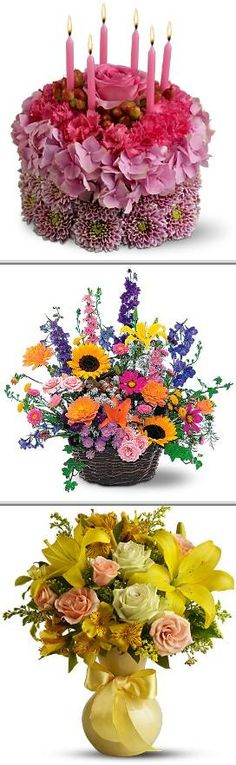 Order flowers for your loved ones from Brooklyn Flower Delivery. They provide fresh flowers and do floral arrangements for birthdays, weddings and more. They also have fruit and gift baskets.