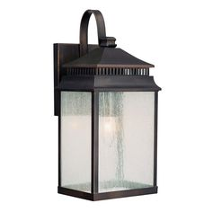 Shop Capital Lighting  9111OB Sutter Creek Outdoor Sconce, Old Bronze  at ATG Stores. Browse our outdoor sconces, all with free shipping and best price guaranteed.