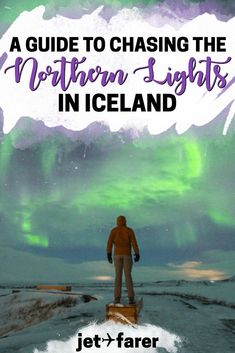Northern Lights in Iceland: Is seeing the northern lights on your bucket list? In this post, Kevin Yuan shares his tips on chasing the aurora borealis in Iceland. #Iceland | northern lights iceland | winter activities in iceland | things to do in iceland | northern lights photography | bucket list ideas |