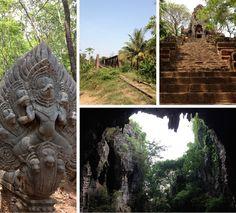 Battambang, Cambodia. {via basik travel guide}