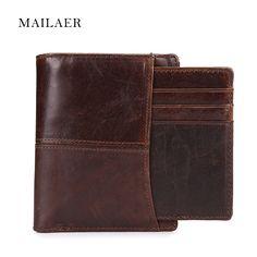 Clutch Wallet Long Grande Capacité Hommes Vintage Zipper Coin Carte Photo Support Téléphone