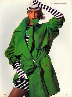 'All Time Favourites' from………………..Vogue February 1987