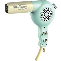 Babyliss Vintage Collection Dryer in Surf Green