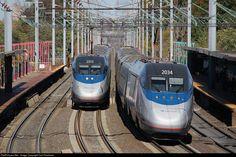 RailPictures.Net Photo: Amtrak 2005, 2037 Amtrak Bombardier/Alstom Acela Express Trainset at Elizabeth, New Jersey by Carl Perelman