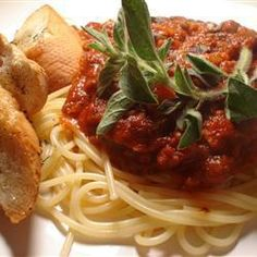 Fresh tomatoes, onion, tomato purée and olive oil make this basic pasta sauce. It great for any use - as a base for Spaghetti Bolognese, as a pizza topping, or with fried breaded chicken or aubergine slices.