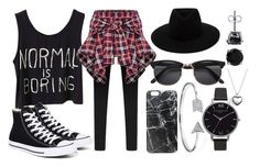 """""""IDEAS!!!!!!!!!!!!!!!!!!!!!!!!"""" by lauren2900 ❤ liked on Polyvore featuring Converse, Bling Jewelry, Pandora, rag & bone, H&M, Casetify, Olivia Burton, BERRICLE and Lauren2900"""
