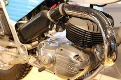 OldMotoDude: 1972 Bultaco Alpina 250 on display at the Barber Vintage Motorsports Museum -- Birmingham, Al.
