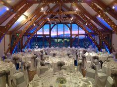 Winter Wedding - Grand Function Hall - Sandburn Hall - York