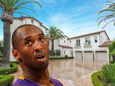 57fadf11840 10 Best Kobe Bryant s Mansion images