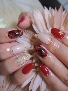 180 Best Holiday Nails Images On Pinterest Nail Polish Pretty