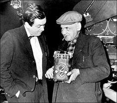 Kubrick & Weegee