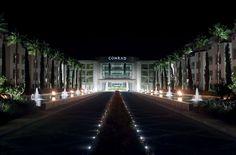 Melhor Resort de Luxo (Conrad #Algarve), prémio atribuídos nos #Worldtravelawards.