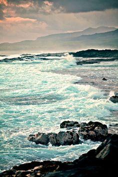 """Angry Sea"" | Mauritius"