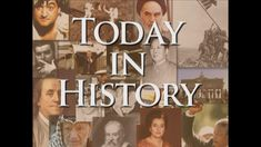 Today in History for August 16th - YouTube