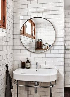 Modern Wall Sconce Light 2 Bulb – Modern Bathroom Lighting – Ponz Home Design – Lighting – Mobel Deko Ideen Small Bathroom Decor, Bathroom Inspiration, Bathroom Decor, Amazing Bathrooms, Bathrooms Remodel, Modern Bathroom Lighting, Contemporary Bathroom Furniture, Swedish Decor, Bathroom Design