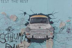 Berlin Street Art, tour dei graffiti a Berlino - Idee di viaggio - Zingarate.com