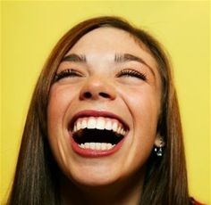There are many benefits of laughter including stress reduction, tighter abs, lower blood pressure and so much more!