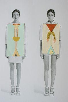 Visualisation Development - Dawn McColgan Textile Design