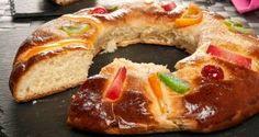 Rosco de Reyes, un bollo dulce o brioche con aroma a azahar que se prepara para el día de Reyes-Chf- Bruno Oteiza- Hogarmania