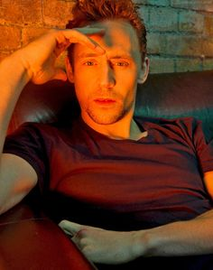 and now I'm dead. Thanks, Hiddleston. Seriously. I just died.
