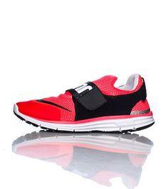 0304107fe5f3 NIKE MENS LUNARFLY 306 SNEAKER Medium Red Nike Men