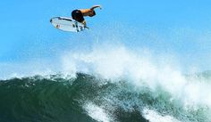 Leonardo Fioravanti defies a nasty injury but is eliminated from U.S. Open of Surfing #waves