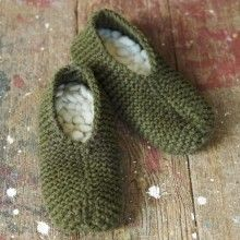 Imperial Stock Ranch Retro Thrum Slippers