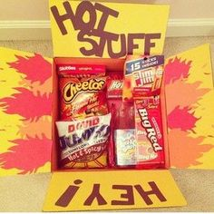 Fun care package idea!