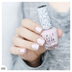 OPI X Hello Kitty in color 'Let's Be Friends'