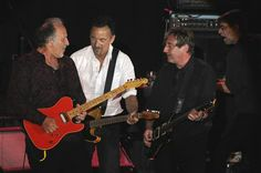 Bruce Springsteen, Joe Grushecky and the house Rockers 2014 - Pittsburgh Post Gazette
