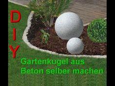 beton giessen - diy - kugeln für beton selbst entwerfen und eine, Garten ideen