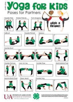 4H Yoga program for