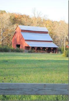 Nice barn. by katheryn