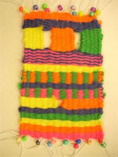 Check out student artwork posted to Artsonia from the Weaving project gallery at Mount Prospect School.