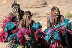 Догоните - племето, което повече от 700 години разполага с подробни знания по астрофизика