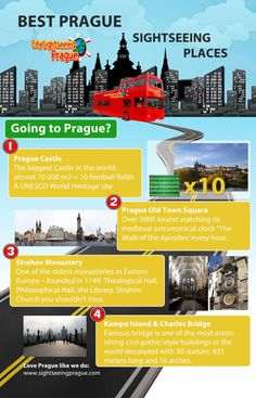 What Are The Best Sightseeing Places In Prague? - Prague features a number of unique things to see, do, and experience. If you are travelling to Prague, you should plan your trip wisely because you will never forgive yourself for not visiting some of the city's famous landmarks.