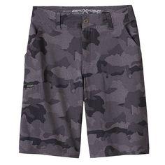 Boys 8-20 ZeroXposur River Shorts, Boy's, Size: 10, Grey Other