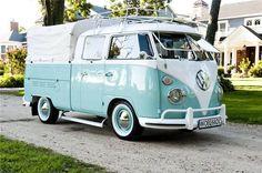 VW mini truck....wauwser!