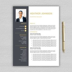 Your resume is among your very best marketing tools. The aim of your resume would be to inform your individual story inside a compelling method in which drives prospective employers to wish to sati… Cover Letter Example, Cover Letter For Resume, Cover Letter Template, Letter Templates, Business Brochure, Business Card Logo, Template Cv, First Resume, Resume Design