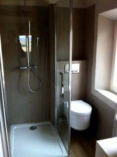 Small Bathrooms Ensuites compact ensuite in plan view in 3d | home | pinterest | compact