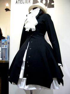 Lovely Atelier ladies jacket