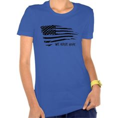 We Have Hope USA Soccer Women's America T-Shirt