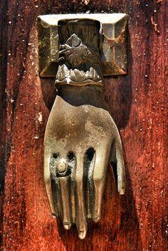 ringed hand...Tavira, Portugal
