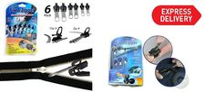 $5 for Six Fix-a-Zippers - Taxes and Shipping Included ($35 Value) One Week Delivery