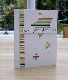 Blush Crafts: Cards - For Men