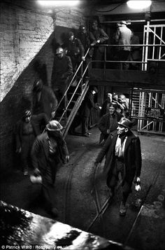 We love these nostalgic photos of mining communities taken in the 1960s! Did you have miner's in your family? #genealogy #familyhistory
