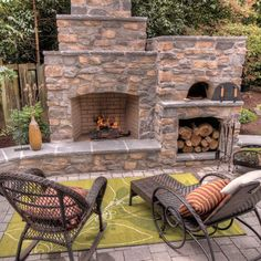 Fire pit - Water feature - Pergola - Paver courtyard - traditional - patio - portland - Paradise Restored Landscaping & Exterior Design