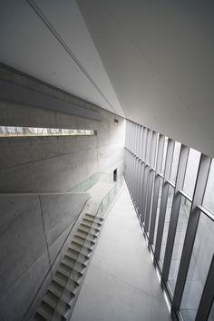 21 21 Design Sight, Tokyo / Tadao Ando.