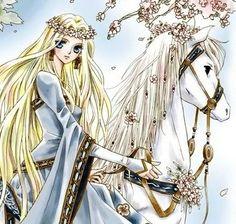Pretty Blonde Anime